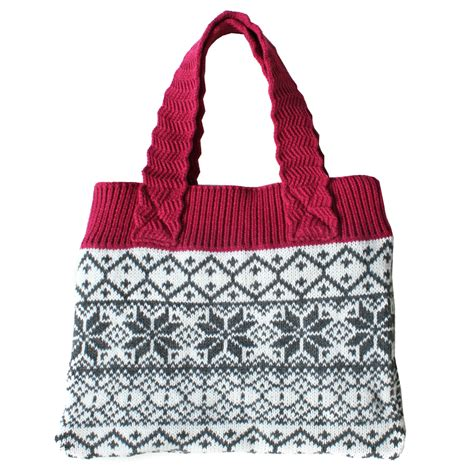 Handmade by Hayley: * New * Knitted Bags