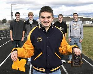 sentinel high cross country team surprises senior with With cross country patches for letter jackets