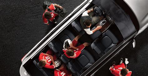 row nissan 3rd seating suvs interior suv armada space place
