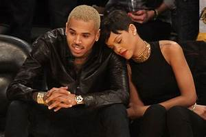 Rihanna and Chris Brown spend Christmas day together after ...