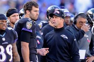 Baltimore Ravens' Head Coach John Harbaugh Has To ...
