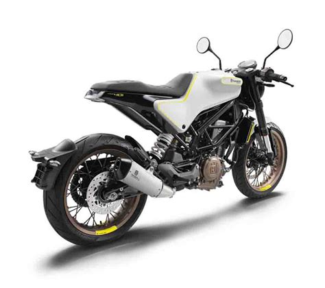 Vitpilen 401 Image by Husqvarna Vitpilen 401 India Launch Price Engine Specs