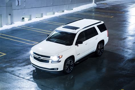 Gm Chevrolet by 2018 Chevy Tahoe Rst Is For Rally Sport Truck Gm Authority