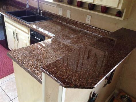 epoxy kueche arbeitsplatten epoxy countertop kitchen