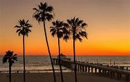 Manhattan County Beach, Manhattan Beach, CA - California ...