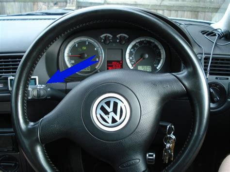 vw sharan cruise control supply fit