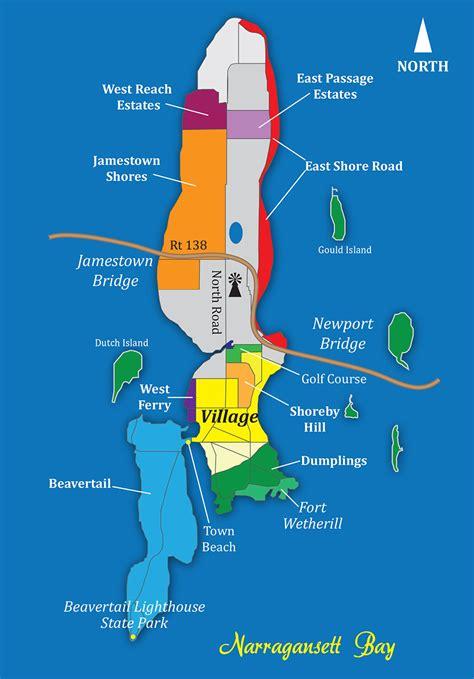 newport jamestown rentals  rental department