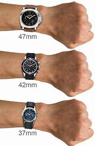 The Forearms Race  Why Watches Are So Big