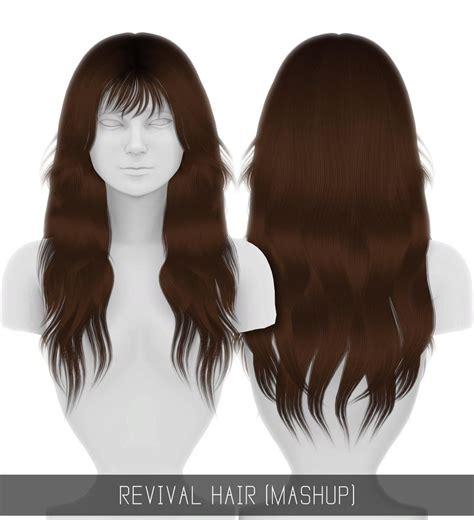 sims  hair females images  pinterest