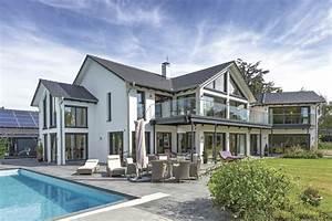 Fertighaus Mit Satteldach : okal haus g nzburg okal haus fertighaus ~ Sanjose-hotels-ca.com Haus und Dekorationen