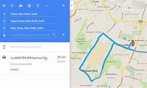 Google Maps For Android Now Supports Navigation To