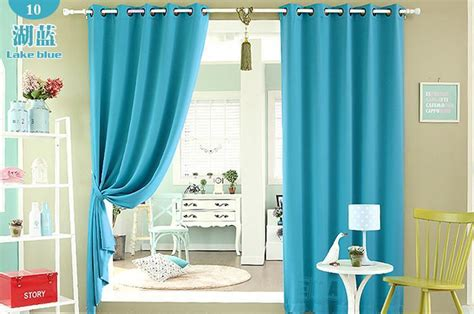 Solid Color Thermal Insulated Blackout Curtains 8 Grommets Solid Color Drapes Modern Window Blue And Black Shower Curtains On Window Peter Rabbit Sound Proofing Curtain John Lewis Ebay Country Kitchen Insect Air Stores That Sell
