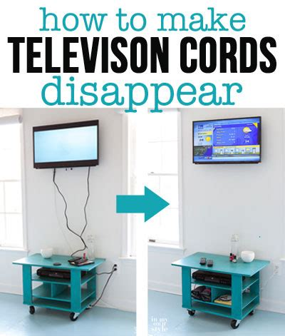 how to hide electrical cords how to hide cords on a wall mounted tv in my own style