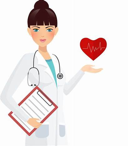 Clipart Doctor Physician Female Woman Transparent Medicine