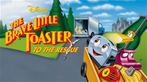 the brave toaster to the rescue trailer is the brave toaster to the rescue on netflix usa