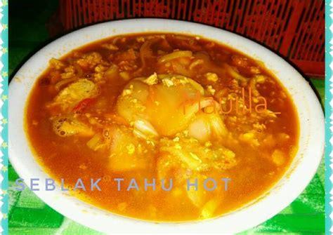 Resep seblak basah super pedas merupakan makanan khas indonesia yang memiliki cita rasa gurih dan pedas. Resep Seblak Mie Hot Resep Yang Maknyus!