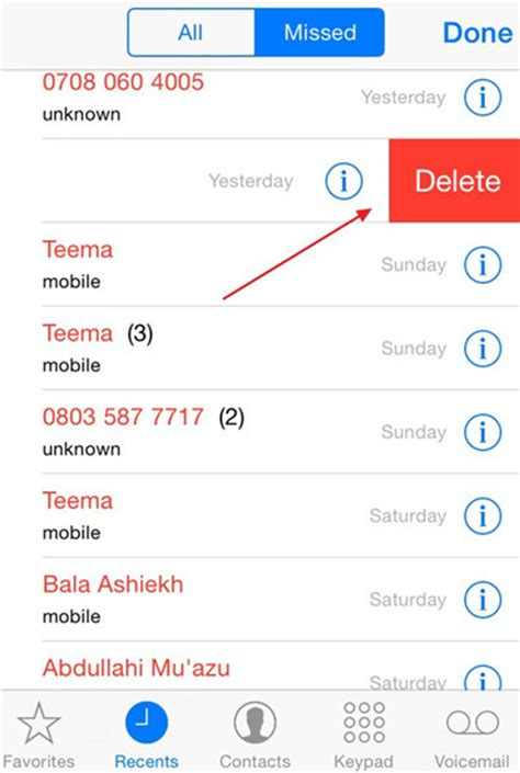 delete phone calls delete history on iphone 4 how to find ps4 ip address