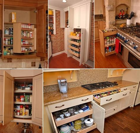 kitchen cabinet accessory options 11 cool and clever accessories for your kitchen cabinets