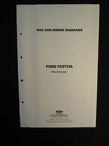 Buy 1992 Ford Festiva Fps