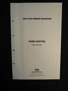 Buy 1992 Ford Festiva Fps