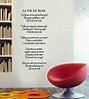 la vie en rose- lyrics- english   Lyrics, Music quotes ...