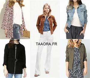 5 vestes tendance printemps ete 2015 taaora blog mode With tendance mode printemps 2015