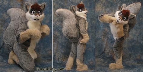 fursuit tail lemur animal costumes