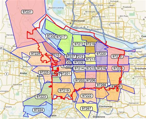 portland real estate  zip code