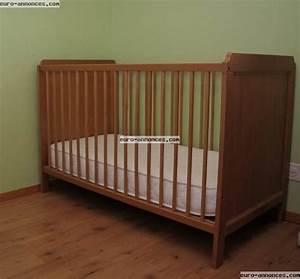 Lit Bébé Ikea : lit bebe leksvik ~ Teatrodelosmanantiales.com Idées de Décoration