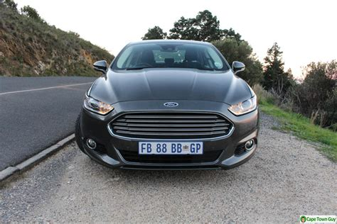 Ford Fusion Ecoboost Review by Ford Fusion 1 5 Ecoboost 2016 Review Cape Town