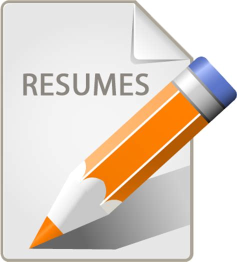 resume writing a growing career choice for writers