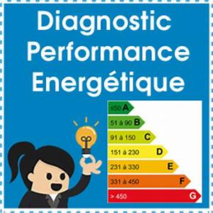 le diagnostic de performance energetique dpe immobilier With comment calculer le dpe d une maison