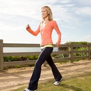 Если ходить по 10 км в день на сколько можно похудеть