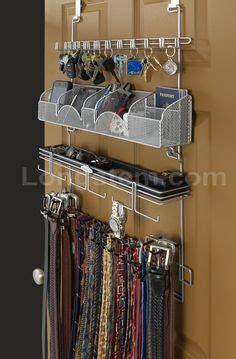 1000 ideas about belt storage on storage