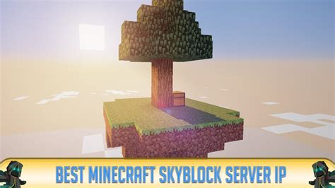 minecraft  multiplayer survival skyblock server youtube