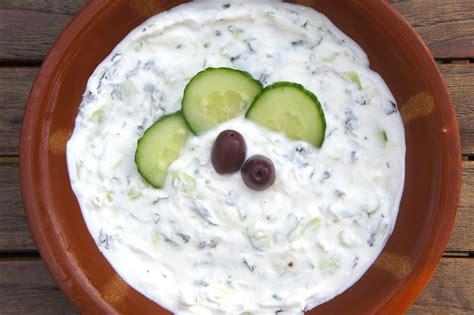 dips cuisine tzatziki indulge devour
