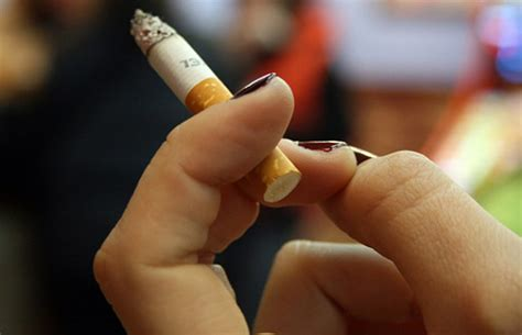 Desciende el consumo de tabaco entre los jóvenes