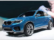 BMW is preparing to launch its new X4