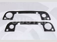US Seller Door Handle Gasket Rubber Seals x2 for BMW E32
