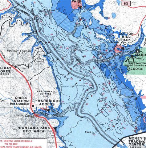 Lake Eufaula How Deep Is Lake Eufaula Oklahoma