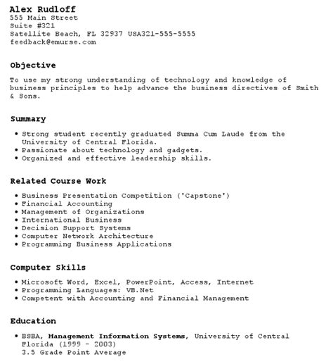Writing Your Resume No Experience by How To Write A Resume When You No Experience