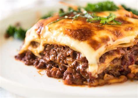 cuisine lasagne lasagna recipetin eats