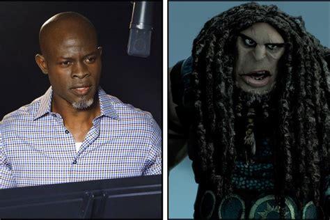 djimon hounsou netflix movies interview djimon hounsou on playing the villain in quot how