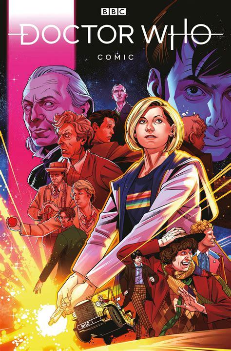 doctor  comic starring  tenth  thirteenth