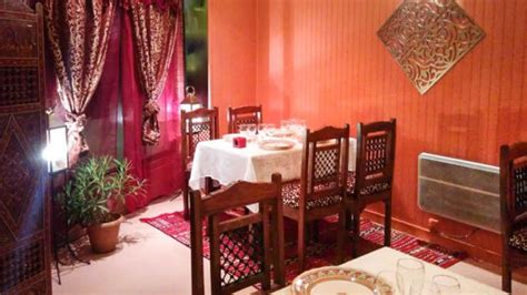cuisine avenue le mans la table du maroc restaurant 43 avenue du docteur jean