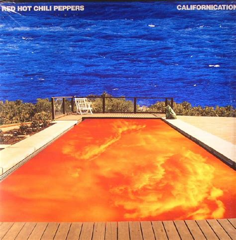 Red Hot Chili Peppers Californication Vinyl At Juno Records