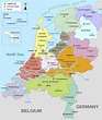 Provinces of the Netherlands - Wikipedia