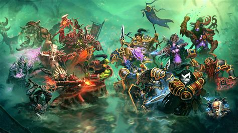 Animated Wallpaper World Of Warcraft - wow screensavers and animated wallpaper wallpapersafari