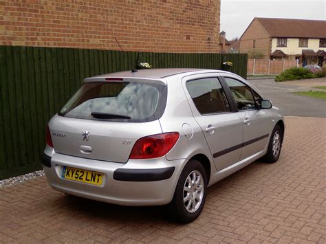 Peugeot 307 2002 Review, Amazing Pictures And Images