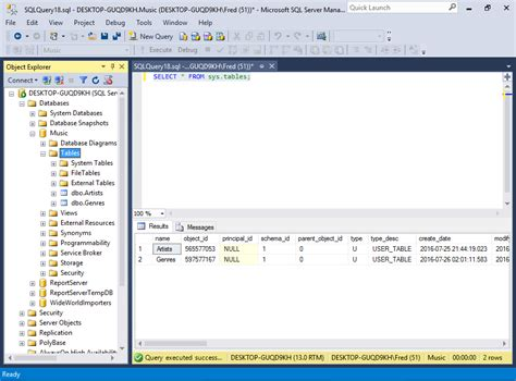 create new table sql sql server 2016 create a table from an sql script
